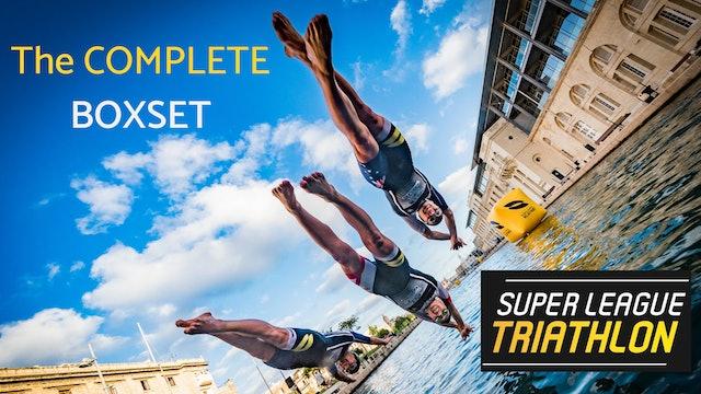 Super League Triathlon Championship Series - The Complete Boxset