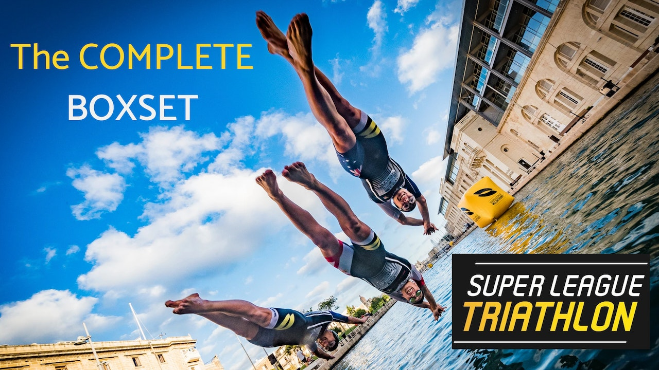 Super League Triathlon Championship Series - The Complete Boxset