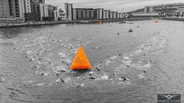 University of Wales Swansea Triathlon 2016