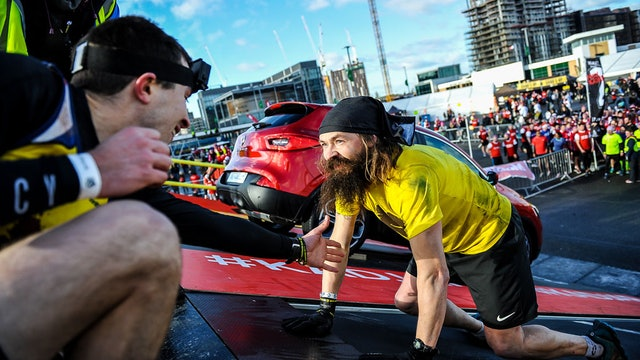 Men's Health Survival of the Fittest - London 2016