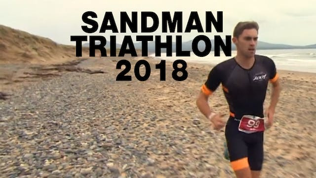 Superfeet Sandman Triathlon (Welsh Su...