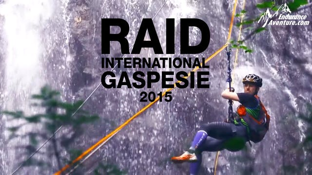 Raid International Gaspesie 2015