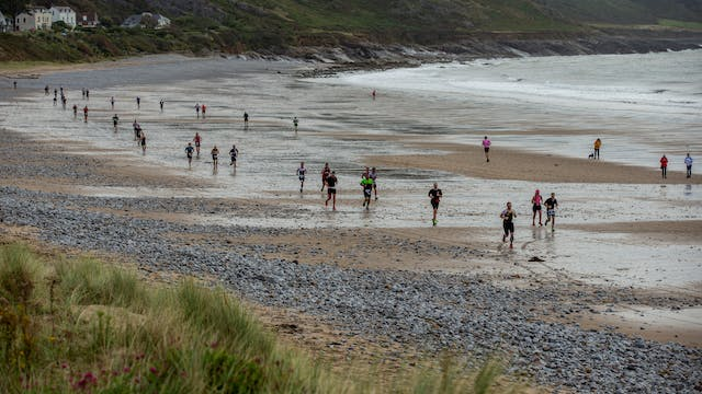 Gower Triathlon 2019 (Round 5 Welsh T...