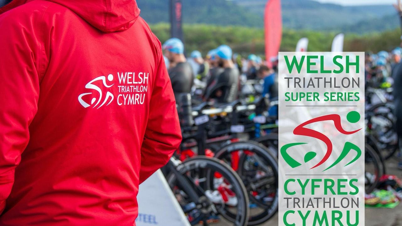 Welsh Triathlon Super Series 2019