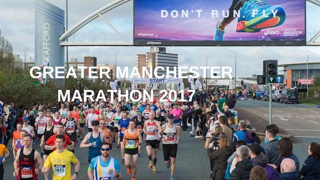 Greater Manchester Marathon 2017