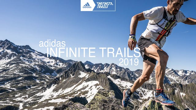 adidas INFINITE TRAILS World Champion...