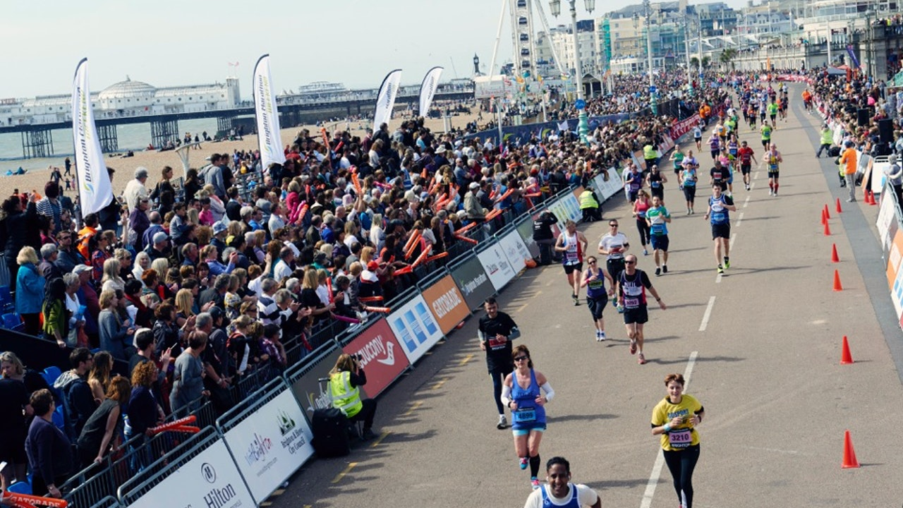 Brighton Marathon 2015