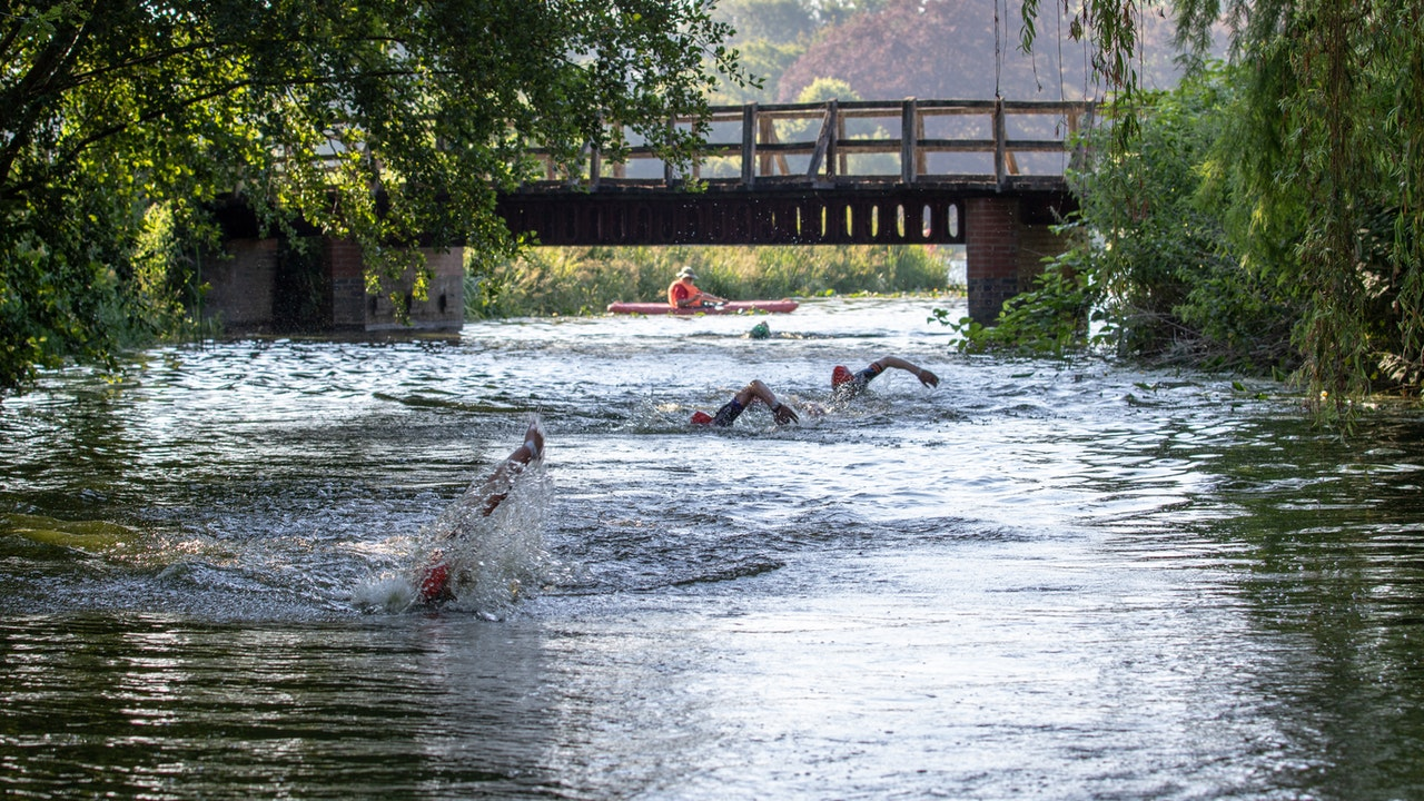 Festival of Endurance 2018 - Hever Castle - The Castle Triathlon Series