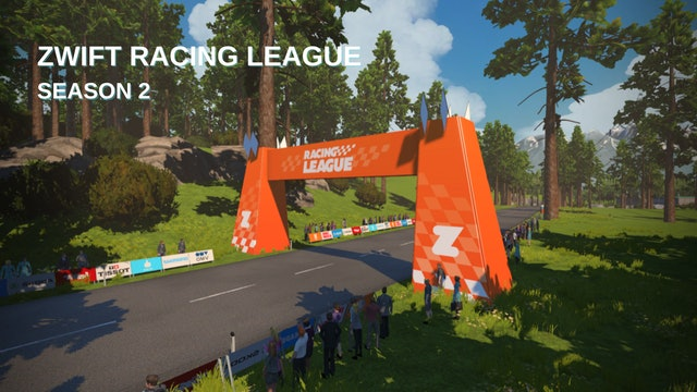 Zwift Racing League Season 2