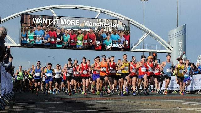 Greater Manchester Marathon 2016