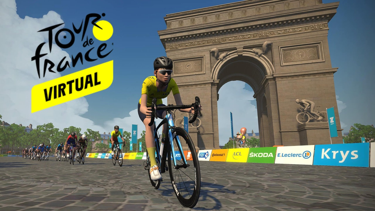 Virtual TDF 2020 Highlights