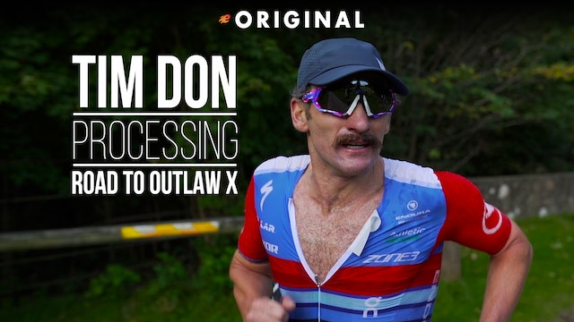 Tim Don Processing - Road to Outlaw X
