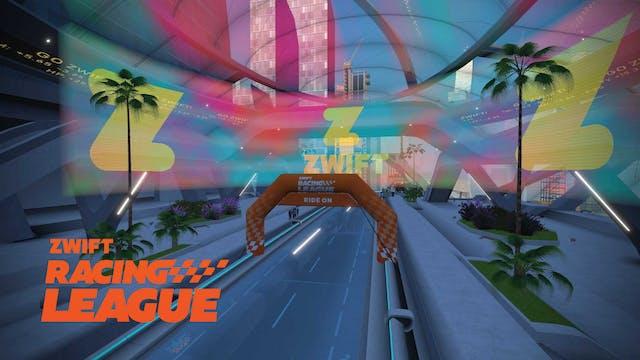 Zwift Racing League // Race 5