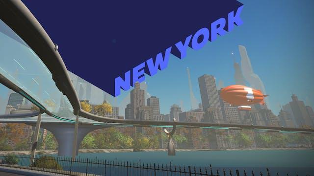 Tour De Zwift 2020 - New York