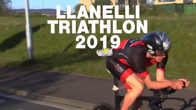 Llanelli Triathlon 2019 (Round 1 Welsh Triathlon Super Series)