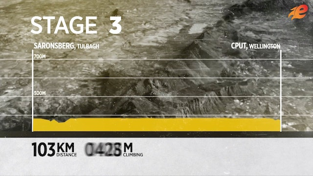 Cape Epic 2016 - Stage 3