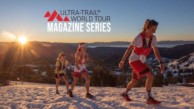 Ultra Trail World Tour Magazines Series