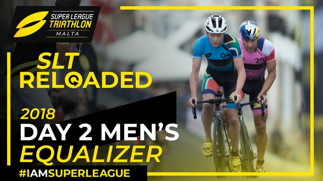 Super League Triathlon Malta 2018: Day 2 Men's Equalizer