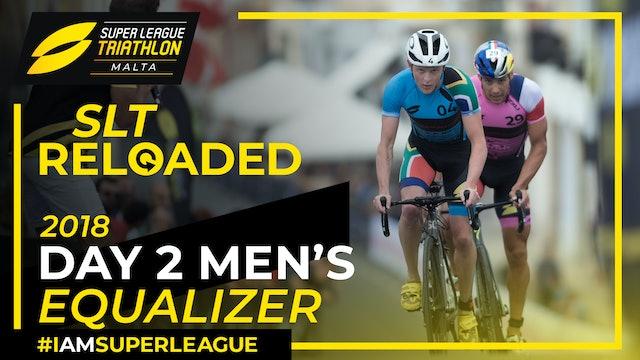Super League Triathlon Malta 2018: Day 2 Men's Equalizer