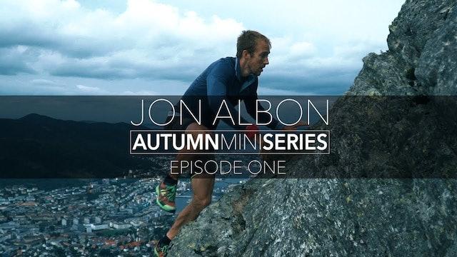 Jon Albon Mini Series Episode 1