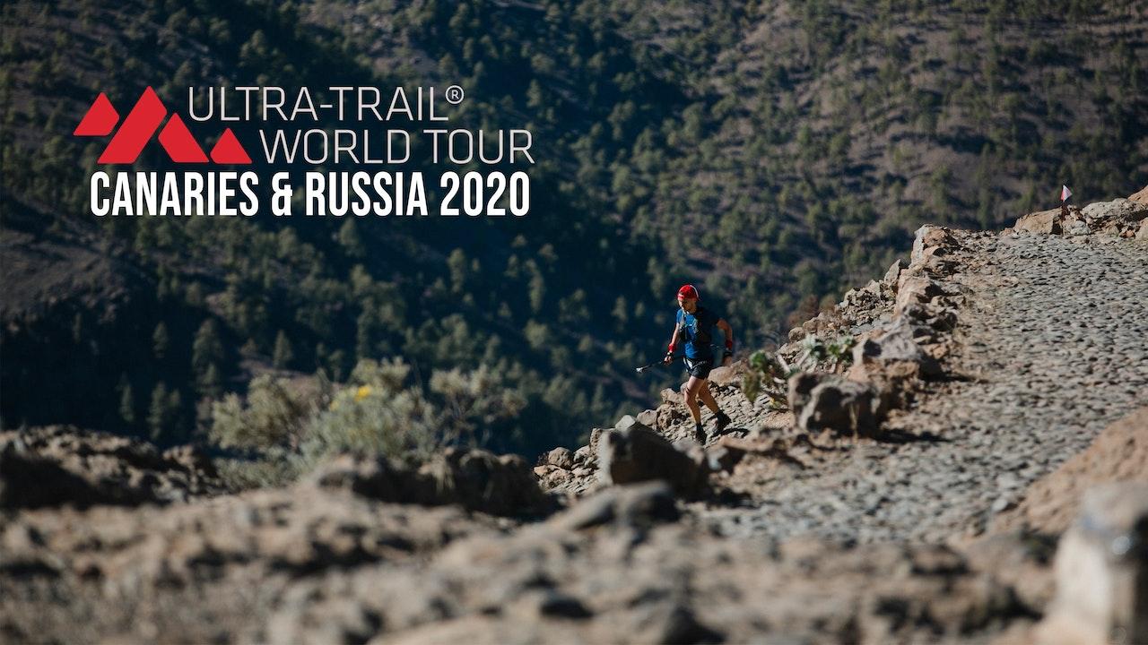Ultra Trail World Tour Mag - Transgrancanaria & Golden Ring 2020