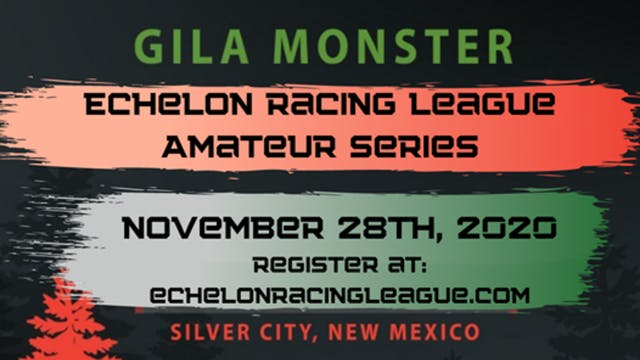 GILA Monster - Echelon Racing League,...
