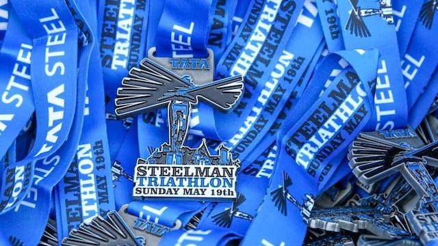 TATA Steelman Triathlon 2019 (Round 2...