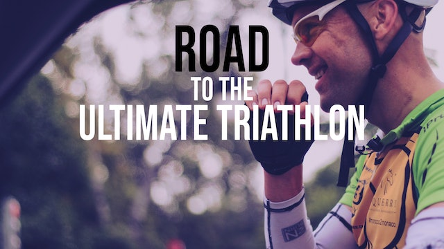 Road to the Ultimate Triathlon: Luke Tyburski