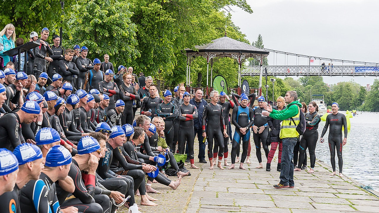 Chester Deva Triathlon 2015