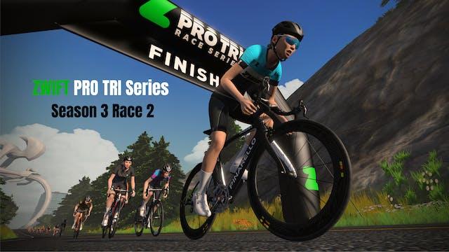 ZPro Tri Season 3 // Race 2