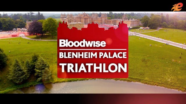 Bloodwise Blenheim Triathlon 2016