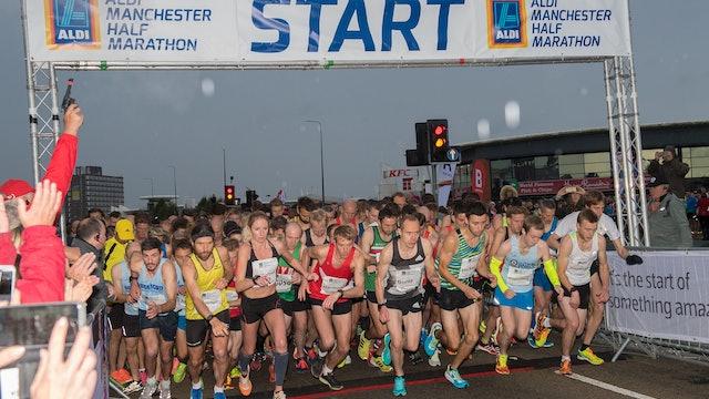 Aldi Manchester Half Marathon 2016