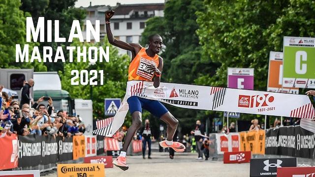 Milan Marathon 2021