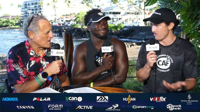 Breakfast with Bob 2019 Kona: Roderic...