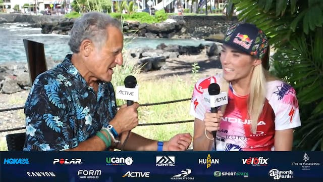 Breakfast with Bob 2019 Kona: Lucy Ch...