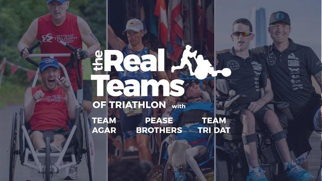 The Real Teams of Triathlon