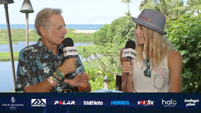 2018 Championship Edition of Breakfast with Bob from Kona: Lucy Charles 2nd Place