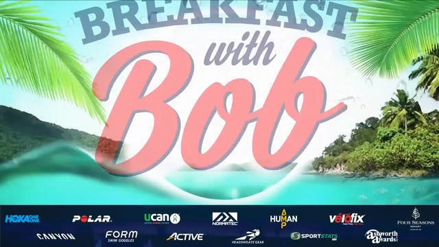 Breakfast with Bob 2019 Kona: Camilla...