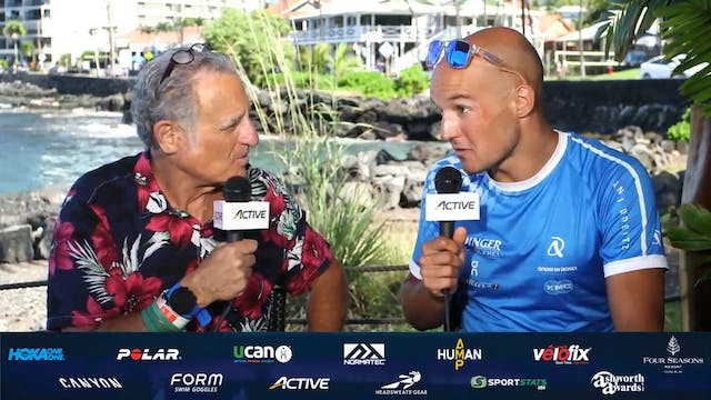 Breakfast with Bob 2019 Kona: Andi Dr...