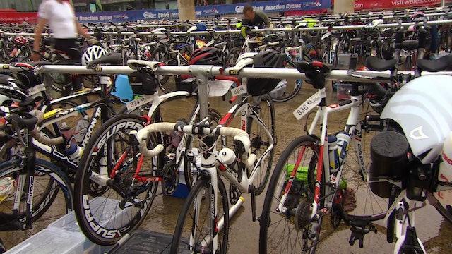 Cardiff Triathlon 2015