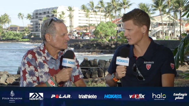 2018 Breakfast with Bob from Kona: Brent McMahon