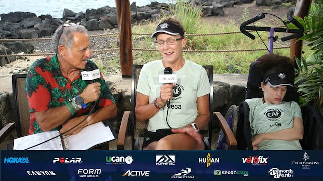 Breakfast with Bob 2019 Kona: Beth an...