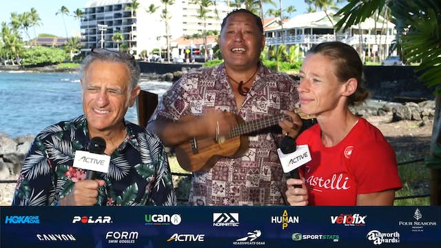 Breakfast with Bob 2019 Kona: Corinne...
