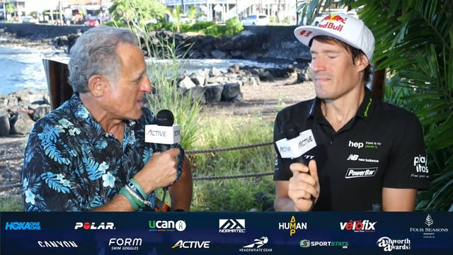 Breakfast with Bob 2019 Kona: Sebasti...