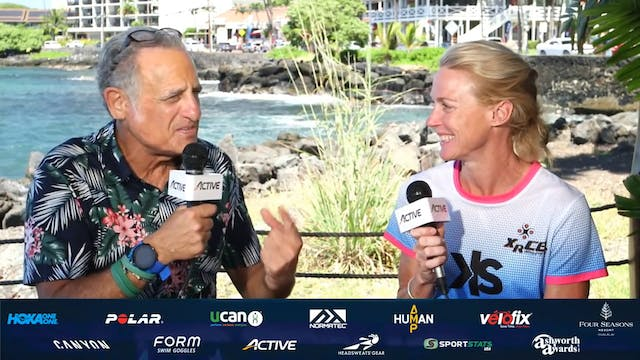 Breakfast with Bob 2019 Kona: Carrie ...