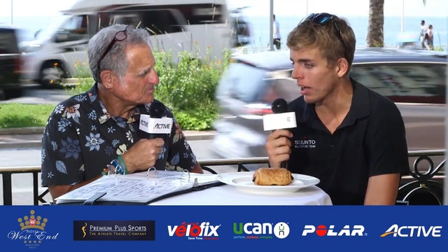 Breakfast with Bob: Nice, France Edition: Sam Long