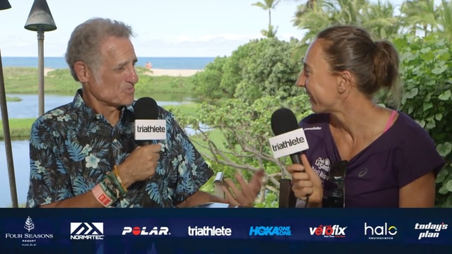 2018 Championship Edition of Breakfast with Bob from Kona: Anne Haug - 3rd Place