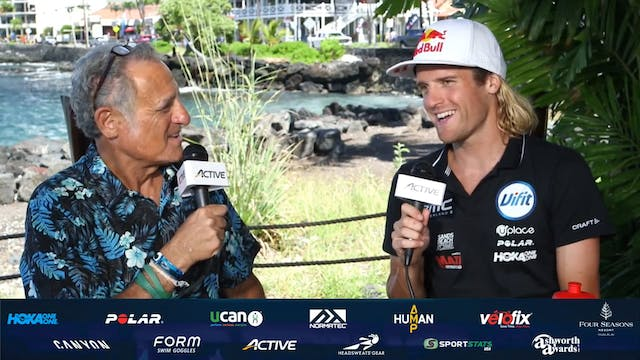 Breakfast with Bob 2019 Kona: Patrik ...