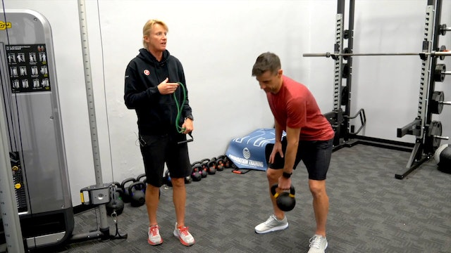 The Three Best Squat Movements for Triathletes
