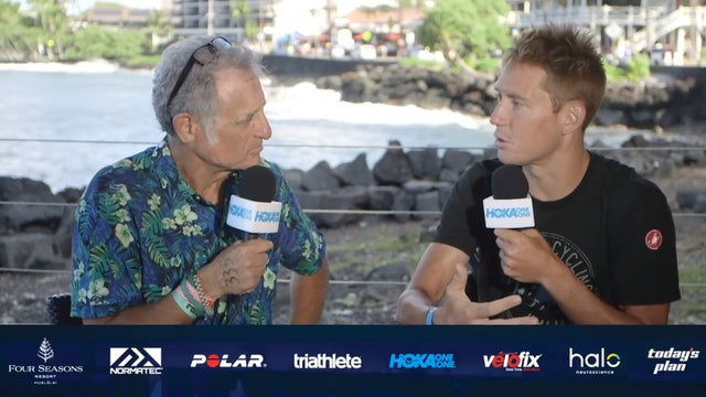 2018 Breakfast with Bob from Kona: Cam Wurf